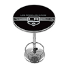 NHL Chrome Pub Table - Los Angeles Kings�
