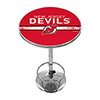 NHL Chrome Pub Table - New Jersey Devils�