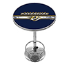 NHL Chrome Pub Table - Nashville Predators�