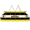 NHL Handmade Stained Glass Lamp - 40 Inch - Boston Bruins�