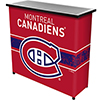 NHL Portable Bar with Case - Montreal Canadiens�