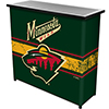 NHL Portable Bar with Case - Minnesota Wild�