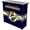 NHL Portable Bar with Case - Nashville Predators�