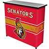 NHL Portable Bar with Case - Ottawa Senators�