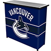 NHL Portable Bar with Case - Vancouver Canucks�