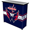 NHL Portable Bar with Case - Washington Capitals�