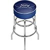 Ford Padded Swivel Bar Stool - The Universal Car