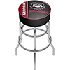 University of Georgia Padded Swivel Bar Stool - Text