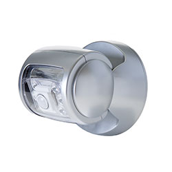 Motion Sensor LED Wireless Security Light- Outdoor Porch, Deck, Window Adjustable Battery Powered Light-- Silver Image