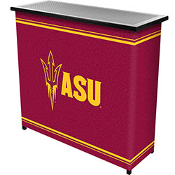 Arizona State University Portable Bar with Case