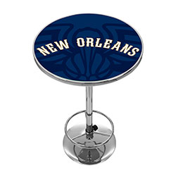 NBA Chrome Pub Table - Fade  - New Orleans Pelicans