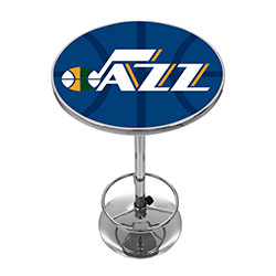 NBA Chrome Pub Table - Fade  - Utah Jazz