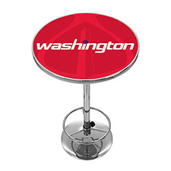 NBA Chrome Pub Table - Fade  - Washington Wizards