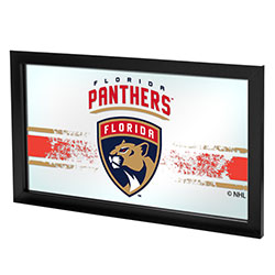 NHL Framed Logo Mirror - Florida Panthers®