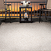 Lavish Home Outdoor/Indoor Shag Rug - Beige - 5'x7'7