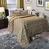 Lavish Home Melanie Quilt 3 Piece Set - King