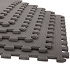 Stalwart 6 Pk Interlocking EVA Foam Floor Mats Gray 24x24x0.375