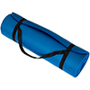 Extra Thick Yoga Mat- Non Slip Comfort Foam, Durable Exercise Mat For Fitness, Pilates and Workout With Carrying Strap By Wakeman Fitness (Blue)