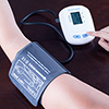 Adult Blood Pressure Cuff ? Electronic Digital Upper Arm Heart Monitor with LCD Display Personal Health Tracker Device for Hypertension by Bluestone
