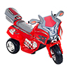 Ride on Toy, 3 Wheel Motorcycle Trike for Kids, Battery Powered Ride On Toy by Lil? Rider ? Ride on Toys for Boys and Girls, 2 - 5 Year Old - Red