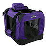 PETMAKER Portable Soft Sided Pet Crate-16x12 inches-PURPLE