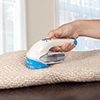 Fabric Shaver and Lint Remover- Handheld Battery Powered Fabric Fuzz Shaving Tool/Pill Remover for Clothes, Furniture, Curtains, More by Everyday Home