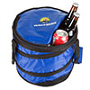 Pop-up Cooler, Collapsible with Leakproof Lining- Holds 28 Cans By Wakeman Outdoors (Blue)