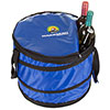 Pop-up Cooler, Collapsible with Soft Side and Insulated- Holds 48 Cans By Wakeman Outdoors (Blue)