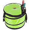 Pop-up Cooler, Collapsible and Soft-Sided Leakproof- Holds 48 Cans By Wakeman Outdoors (Lime)