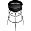 Chrysler Padded Swivel Bar Stool