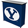 Brigham Young University Portable Bar with Case