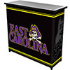 East Carolina University Portable Bar with Case