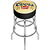 Coors Banquet Padded Bar Stool - Made In USA