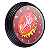 Coca Cola 15 Inch Retro Style Wall Clock - Pop Art