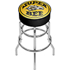 Dodge Padded Swivel Bar Stool - Super Bee