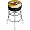 Dodge Padded Swivel Bar Stool - 69 Charger