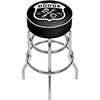 Dodge Garage Padded Swivel Bar Stool