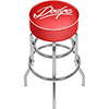 Dodge Padded Swivel Bar Stool - Signature