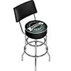 Dodge Swivel Bar Stool with Back - Dodge Service