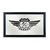 Dodge Garage Logo Mirror
