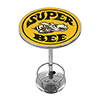 Dodge Chrome Pub Table - Super Bee
