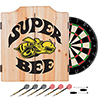 Dodge Dart Cabinet Set with Darts and Board - Super Bee