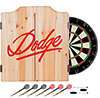 Dodge Dart Cabinet Set with Darts and Board - Signature