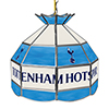 English Premier League 16 In Handmade Billiard Lamp-Tottenham Hotspurs