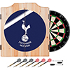 English Premier League Dart Cabinet Set - Tottenham Hotspurs