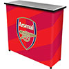 Premier League Arsenal Portable Bar with Case