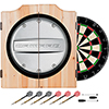 Camaro Dart Cabinet Includes Darts and Board