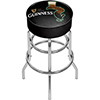 Guinness Padded Swivel Bar Stool - Feathering
