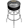 Guinness Padded Swivel Bar Stool - Line Art Pint