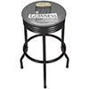 Guinness Black Ribbed Bar Stool - Line Art Pint